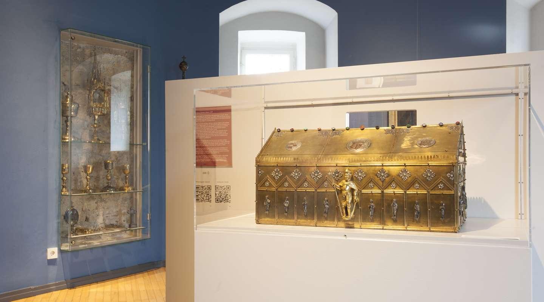 Blick in den Sammlungsbereich Kulturgeschichte