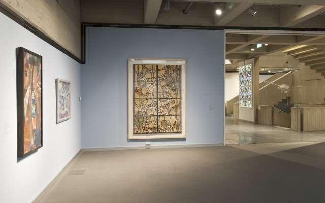 Blick in den Sammlungsbereich Kunst